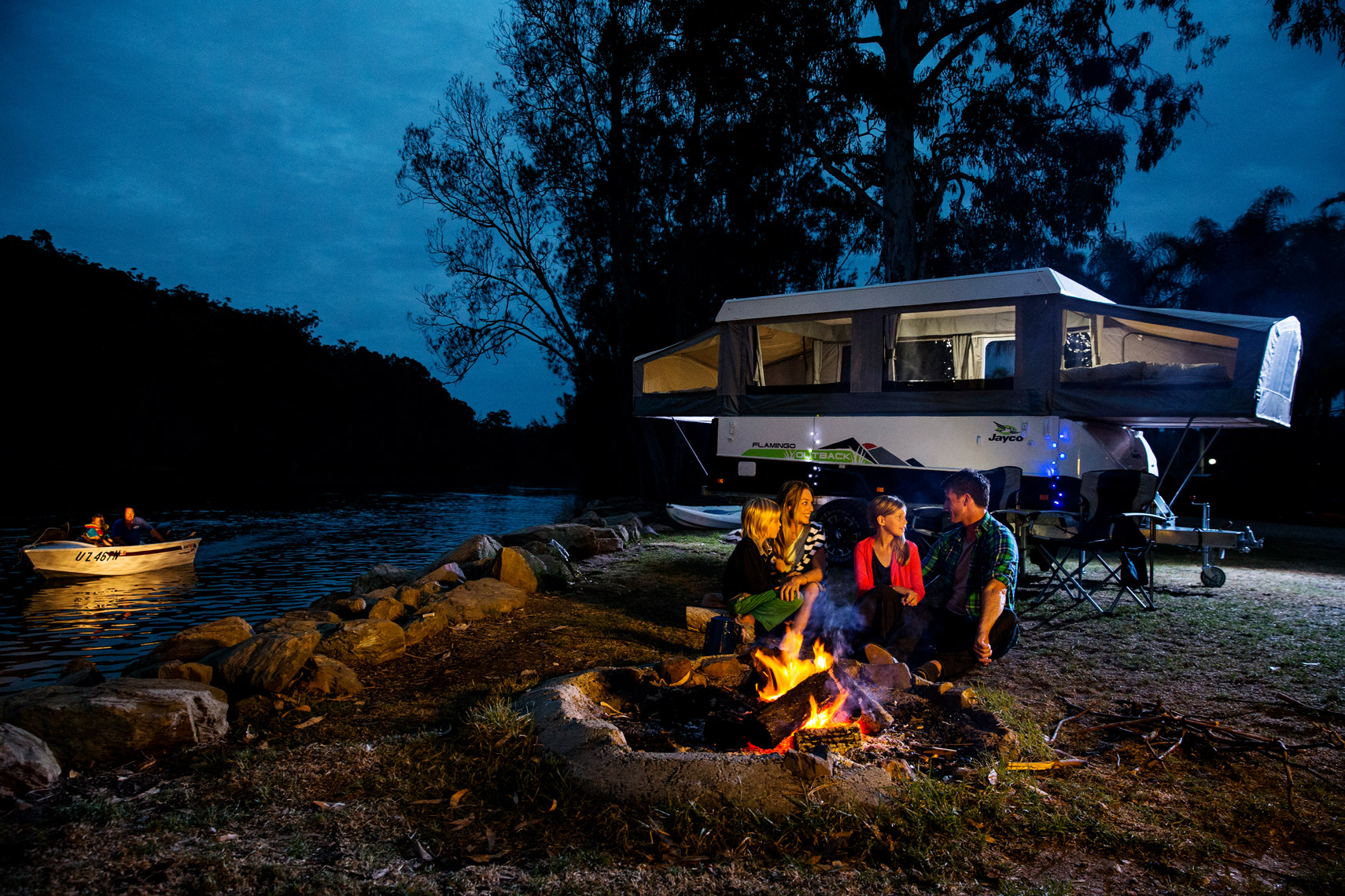 Camping Lifestyle Tourism