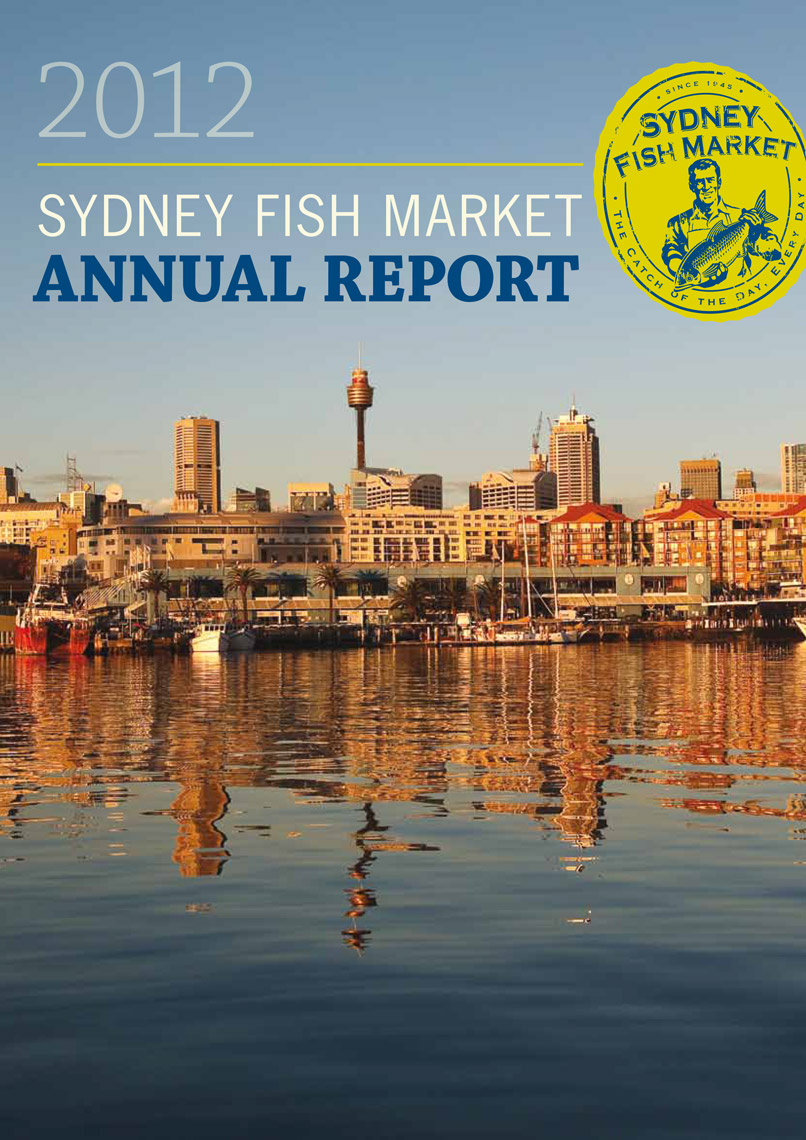 FISH MARKETS ANNUAL REPORT01