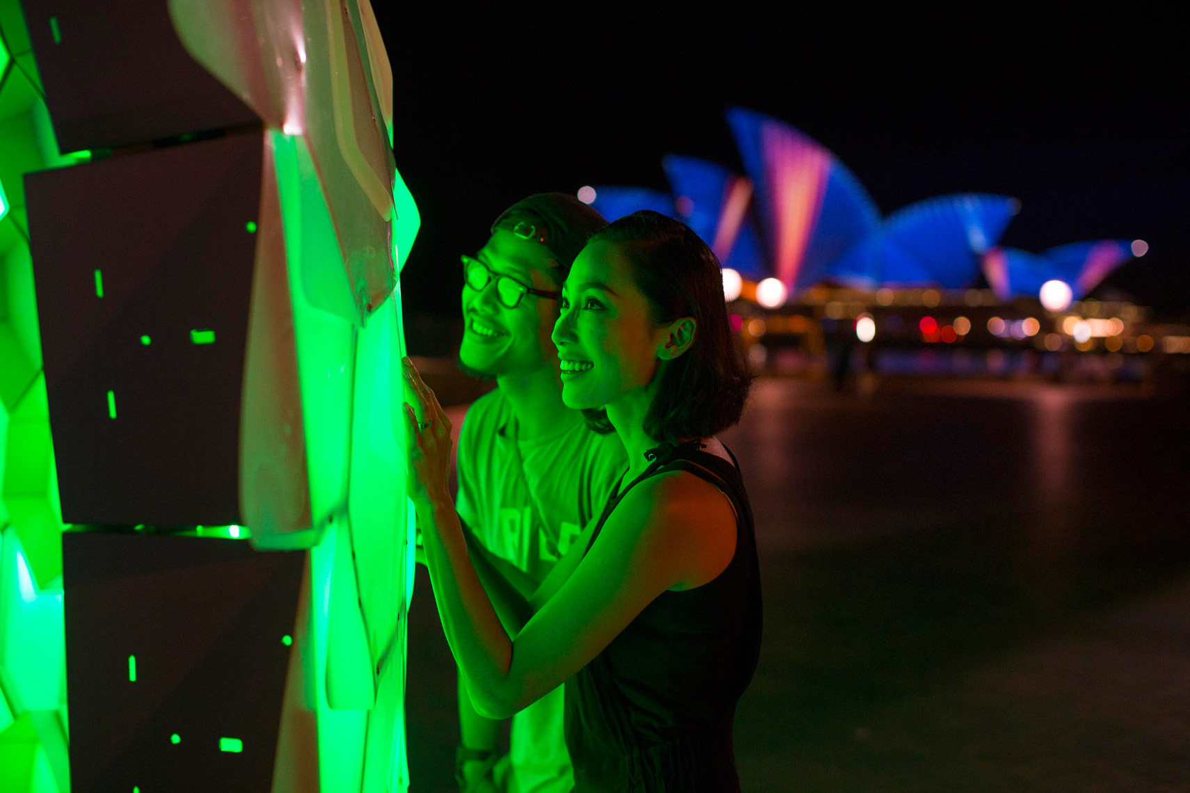 Vivid-Sydney-2014_Cellular-Tessellation_Campbells-Cove_James-Horan_DNSW_118