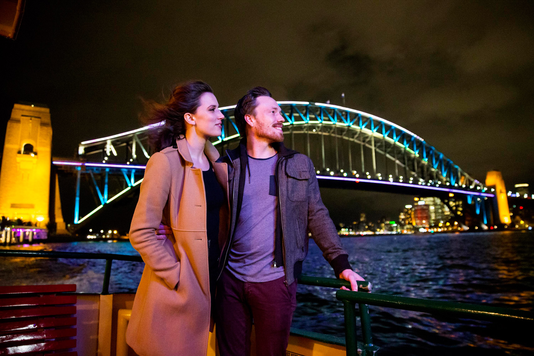 Vivid-Sydney-2014_On-The-Ferry_James-Horan_DNSW-003