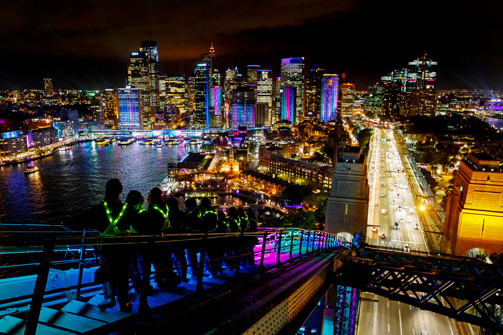VividSydney2017_BridgeClimb_Destination-NSW_James-Horan-00330100